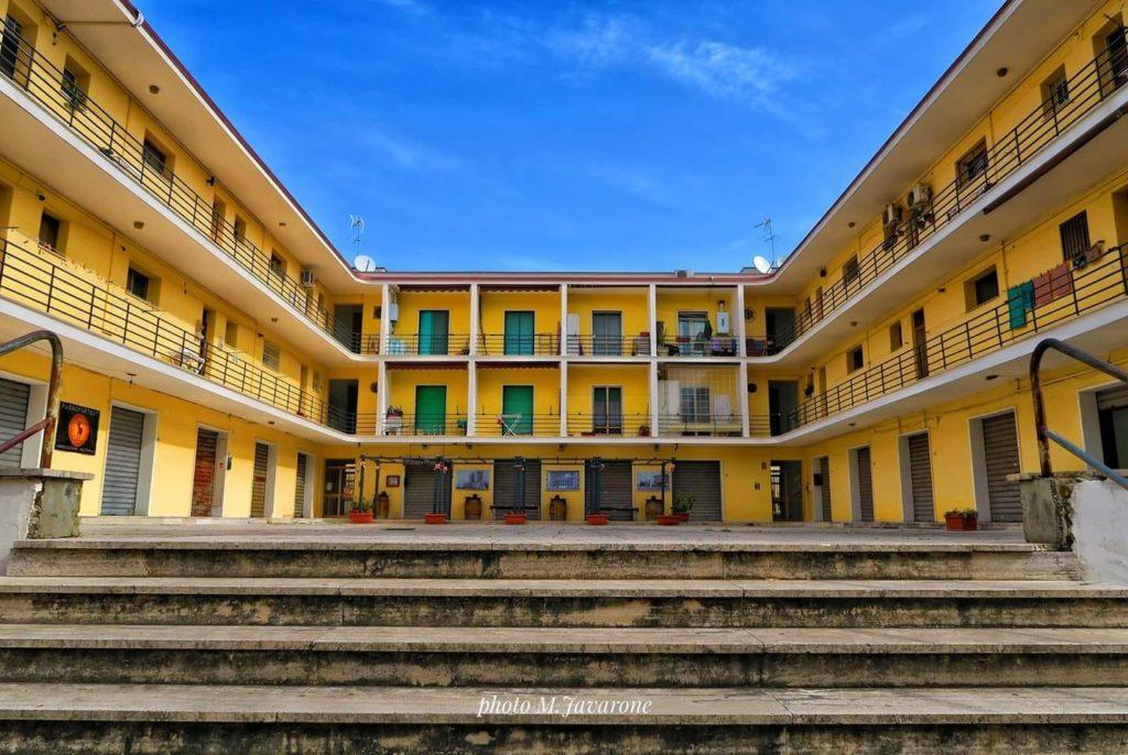 Case popolari, Latina