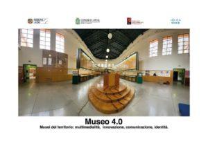 Cover del corso di formazione Museo 4.0 Musei del territorio: multimedialità, innovazione, comunicazione, identità, II edizione (2021)