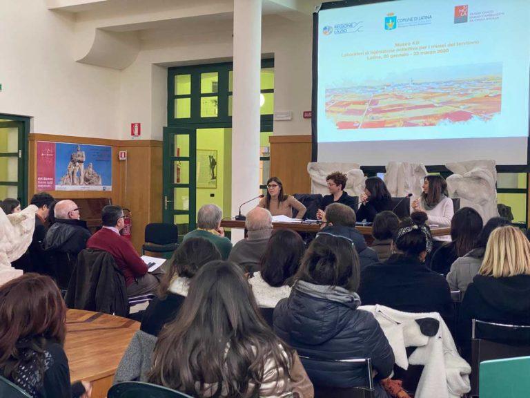 Presentazione del corso di formazione presso il Museo Duilio Cambellotti