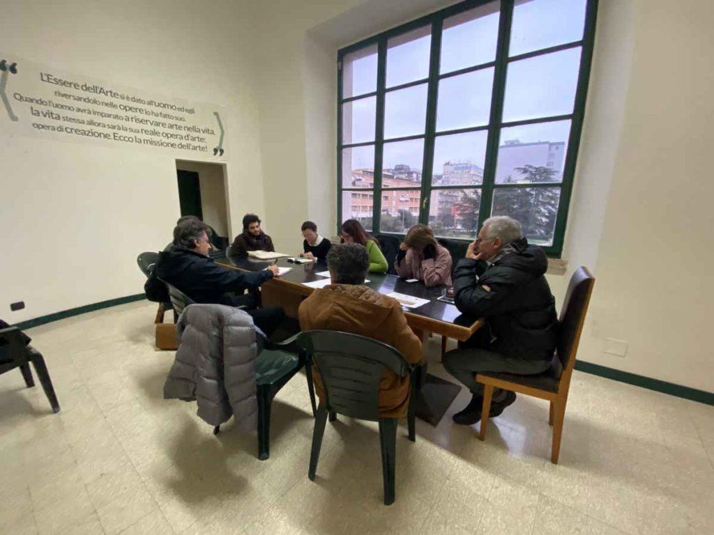 Laboratori di ispirazione collettiva per i musei del territorio presso il Museo Duilio Cambellotti