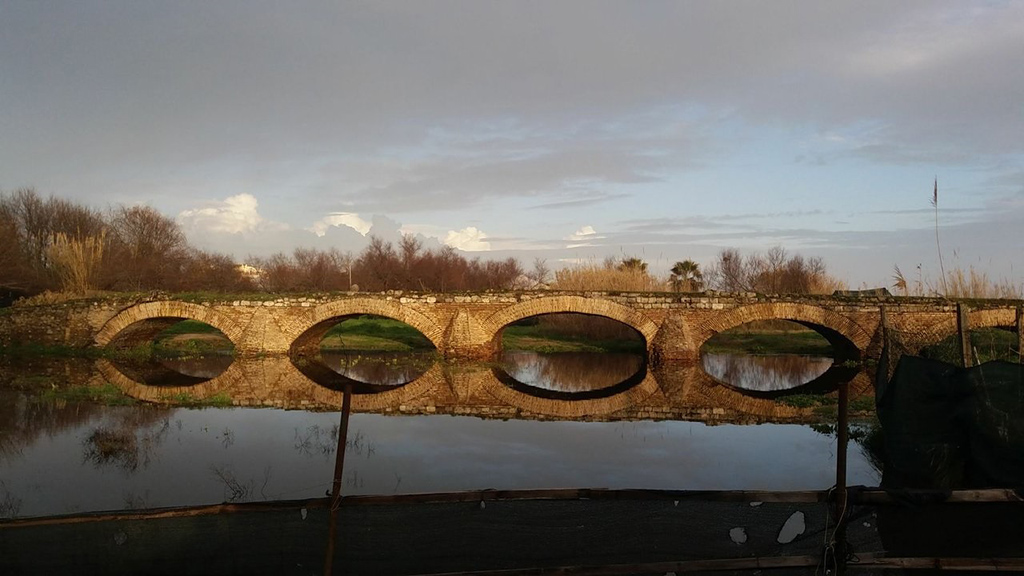 Ponte di Passo Genovese, Latina