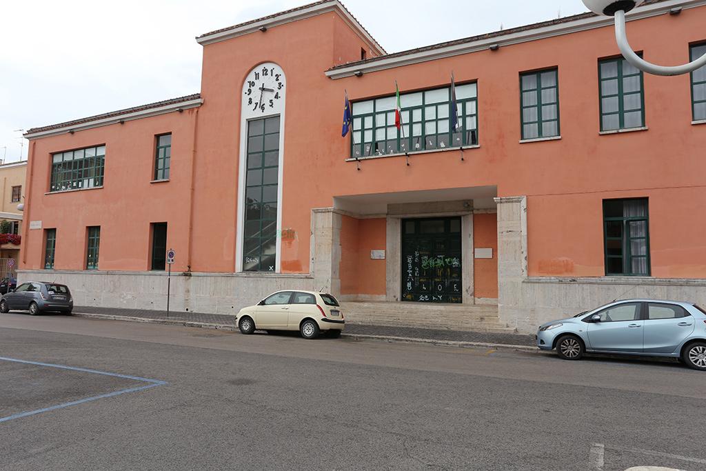 La prima scuola elementare della città di Latina